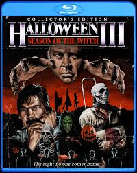 Roseanne Halloween Episodes Season 1 by The Artwork For U201challoween Iii Season Of The Witch U201d Collector U0027s