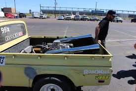 100 Mid Engine Truck 18RoadkillrearengineMazdaolds455 Hot Rod Network