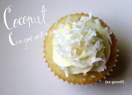 From The Kitchen Coconut Cupcakes