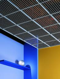 wireworks open cell ceiling panels