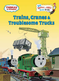 100 Modern Marvels Truck Stops Amazoncom Trains Cranes Troublesome S Thomas Friends