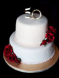 Full Size Of Wedding Cakes50th Anniversary Cake Flowers Elegant 50th Cakes