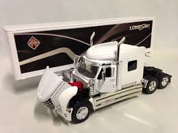 100 Lonestar Truck NewRay 10183 1 32 International With D EBay