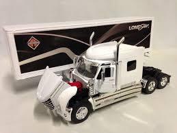 100 Lonestar Truck NewRay 10183 1 32 International With D EBay