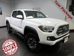 100 Wisconsin Sport Trucks Toyota Tacoma For Sale In Madison WI 53715 Autotrader