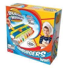 Fotorama Burger Mania Game