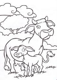 Coloriage Vache Qui Broute Coloriages à Imprimer Gratuits