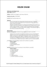 Example Of Perfect Resume Creative Examples The About Assistant Manager