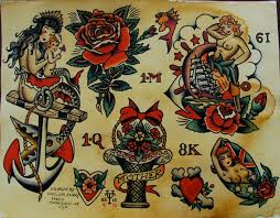 Some Of Sailor Jerry Tattoos