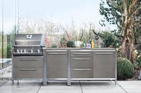 burnout kitchen unterschrank für napoleon pro 500 hoedlshop