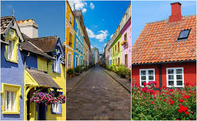 100 Houses F 20 Photos Of The Worlds Most Colourful Houses