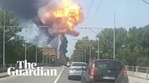 Tanker Truck Explodes In Bologna, Italy - YouTube Five Die In Ondo Tanker Explosion 3 Dead After Truck Crashes And Explodes Smyth County Tanker Sending Deadly Fireball Across Italy Motorway Oil Tanker Fire Wasatch Fire Why Cant I Find Any European Scs Software Truck Explosion Three Dead 60 Injured After Collapses Fiery Crash Shuts Down I94 Near Troitdearborn Gnville The Daily Gazette Of A On The Highway Montreal Canada Full 2 Men Fuel Kivitvcom Boise Id 105 Freeway Kills Two People Nbc