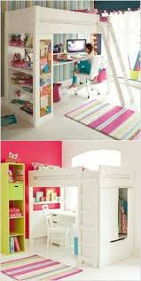 Kids U0027 Desks Toys by We U0027ve Found 16 Super Cool Shared Bedrooms That Use Space In A