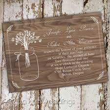 Cheap Rustic Wedding Invitation Kits Is The Best Theme To Forge Your Stunning Invitations 12