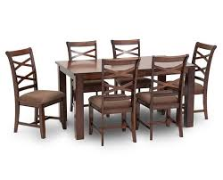 Baltimore 7 Pc Dining Room Set On Furniture Row Tables