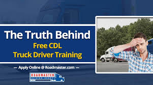 100 Truth About Trucking The Truth Behind FREE CDL TRAINING Roadmaster Drivers School