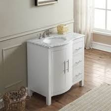 Allen And Roth 36 Bathroom Vanities by Allen Roth Roveland Gray Undermount Single Sink Birch Bathroom