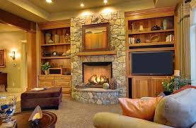 Rustic Country Living Room Decorating Ideas Fireplace Pictures Interesting Rooms Discontinued