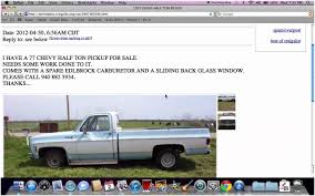 Unique Used Trucks For Sale By Owner On Craigslist In Texas – Mini ... Craigslist Knoxville Tn Used Cars For Sale By Owner Cheap Best Of Chevy Diesel Trucks For 7th And Pattison Is This A Truck Scam The Fast Lane For Sale 2007 Chevrolet Tahoe Lt 1 Owner Stk 611b Www Vintage Pickup Searcy Ar 2014 Chevrolet Silverado 1500 Overview Cargurus Old Antique 1951 Pickup Truck Sale Dump Together With Single Axle By 1964 K20 4wd Original Owner 29885 Original Apache Classics On Autotrader Kerrs Car Sales Inc Home Umatilla Fl Classic