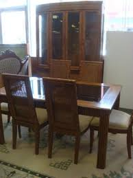 American Of Martinsville Dining Room Set by Of Martinsville 8 Piece Dining Room Set