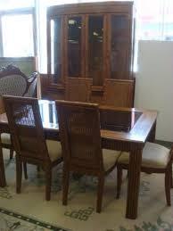 of martinsville 8 piece dining room set