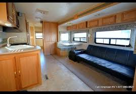 After Looking At Hundreds Of Campers We Finally Found The One It Is A 2007 KZ Jag With Bunk Room 34 Feet Long And 7100 Pounds Unloaded Fulfilled