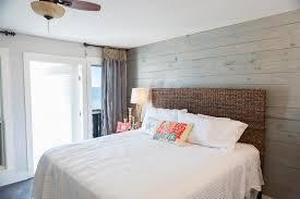 Rustic Chic Master Bedroom Renovation From HGTVs Beach Flip