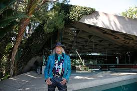 100 John Lautner Houses House Featured In The Big Lebowski Donated To Los