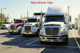 Trucking Tips For New Drivers