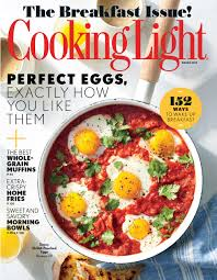March 2017 Magazine Features Cooking Light