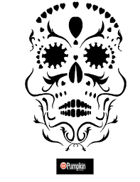 Skeleton Pumpkin Carving Patterns Free by Looking For Free Pumpkin Patterns You Can Find Easy Free