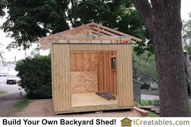 10x14 Garden Shed Plans by Pictures Of Backyard Shed Plans Backyard Shed Photos