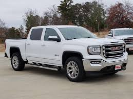 New 2018 GMC Sierra 1500 Summit White - Truck For Sale In Tyler ...