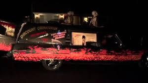 Boyertown Halloween Parade Winners by Scott Schaeffer Auto Center U0027s Hearse And Monster Truck Youtube