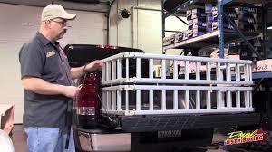Bed Extender F150 by Atv Ramp Extender Youtube