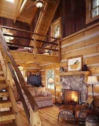 Log cabin decorating ideas be equipped rustic lake house