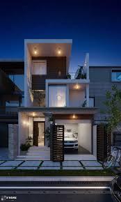 100 Narrow House Designs JBSOLIS