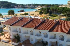 100 Beach Houses In La G8 HOUSE 30 M FROM THE BEACH LA FOSCA PALAMOS 10 PERS