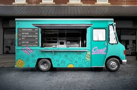 Crave Food Truck On Behance
