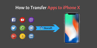 How to Transfer Apps to New iPhone X Directly & Effortlessly