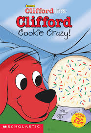 Clifford Halloween Book by Clifford Big Red Ch Bk 2 Cookie Crazy By Gail Herman Scholastic
