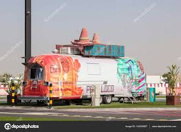 Poco Loco - A Mexican Food Truck In Dubai – Stock Editorial Photo ...