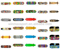 winmax brand 2014 new design funny skateboard deck wholesale