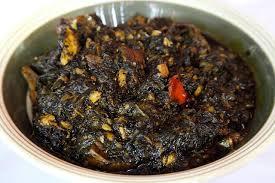 recette de cuisine beninoise cuisine de carole sauce feuille
