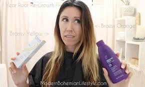 Modern Bohemian Lifestyle How I Maintain Ombre Balayage Hair At Home