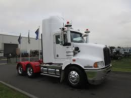 100 Used Freightliner Trucks 2010 Kenworth T402 NIL KS On Engine Rebuild White For