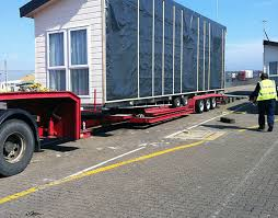 Freight Services Mobile Home Transport and Caravan Transport
