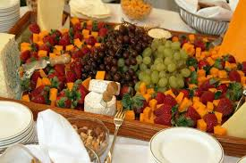 Planning A Wedding Reception With Finger Foods Can Be Difficult Task When No Meal