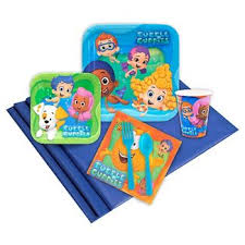Bubble Guppies Cake Decorations by Bubble Guppies Party Supplies Target