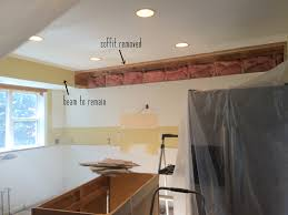 Kitchen Soffit Design Ideas by Demo Day Steps For Demolishing The Kitchen Jenna Burger